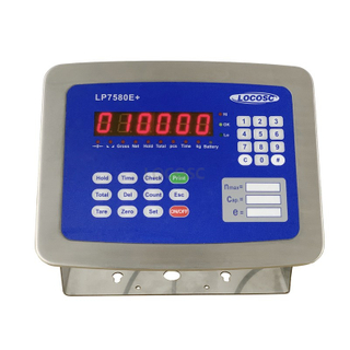 LP7580E Waterproof Electric Weighing Indicator